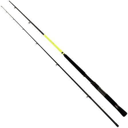 Lews Fishing Mr Crappie Slab Daddy 2 Pc Rods Fiberglass SD14L-2 Rods