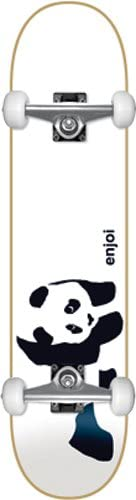 Enjoi Whitey Panda Complete Skateboard