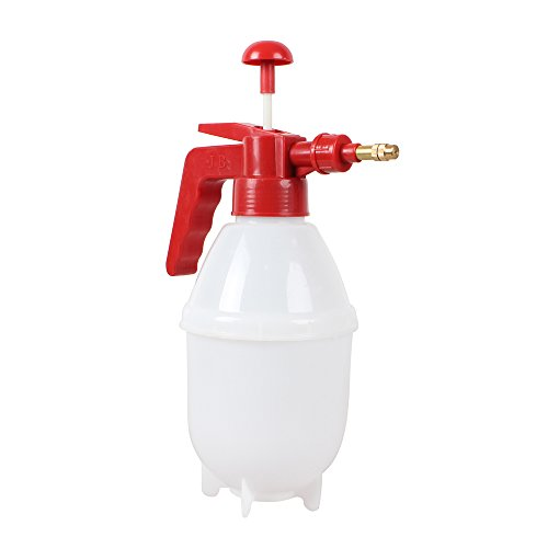 JSCARLIFE 800ML One-Hand Multi-Purpose Pressure Sprayer Pump Spray Bottle for Multi-Purpose Use