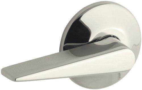 Toilets Piece Devonshire Two (KOHLER K-9439-SN Trip Lever, Vibrant Polished Nickel)