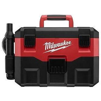 NEW Milwaukee 18V Li-Ion 2 Gallon Wet/Dry Vacuum (Bare Tool) 0880-22 NEW