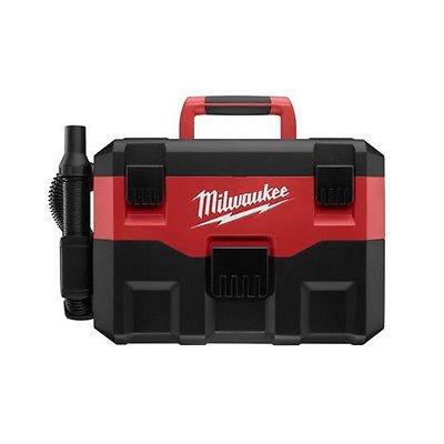 NEW Milwaukee 18V Li-Ion 2 Gallon Wet/Dry Vacuum (Bare Tool) 0880-22 NEW by Milwaukee