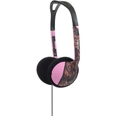 Koss Over-The-Head On-Ear Mossy Oak Headphones