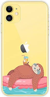 Sloth Love iPhone 11 case