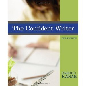 Download THE CONFIDENT WRITER pdf epub