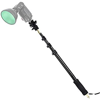Boom Arm Pole Stick Handheld Steve Kaeser Photographic Lighting