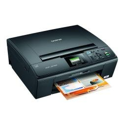 Brother DCPJ315W - Impresora multifunción de Tinta Color (A4, 35 ppm, WiFi)