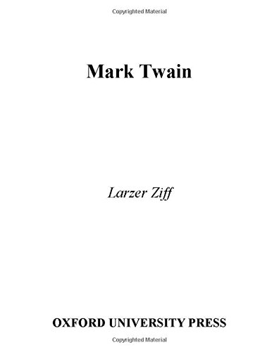 Mark Twain (Lives and Legacies Series) PDF
