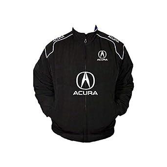 Amazoncom Acura Jacket Black Clothing - Acura clothing