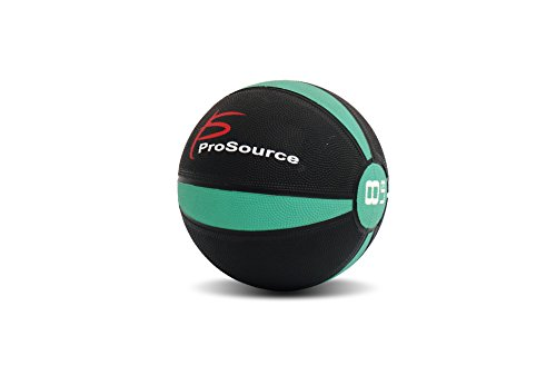ProSource Weighted Medicine Ball, 8 lb.