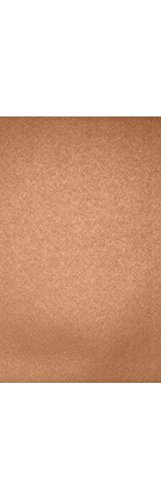 8 1/2 x 14 Paper - Copper Metallic (500 Qty.) by LUXPaper