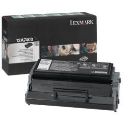 Lexmark 12A7400 Toner Cartridge - E321, E323, E323N