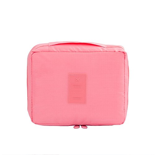 Toiletry bag Luggage Packing Organizer Waterproof Cosmetic Make up Pouch Train Case for Travel and Bathroom - Qantas Stores