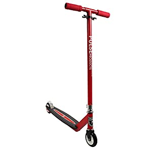 Pulse Performance Products S-100 Freestyle Scooter, Red