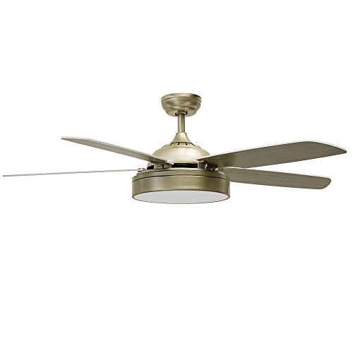 gold ceiling fan - 2