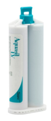 Dentsply 678425 Aquasil Smart Wetting Impression Material, Cartridge Refill, Regular Set, Teal, 50ml