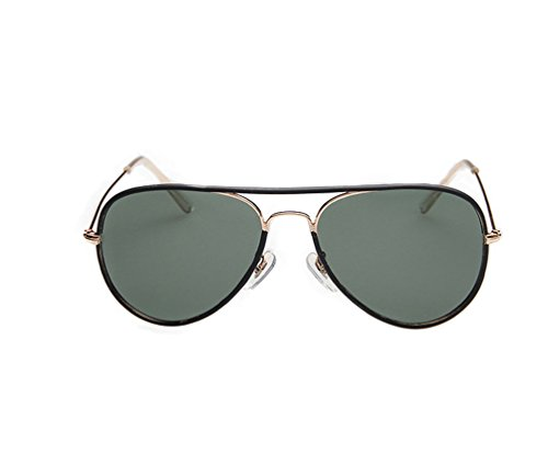 Tansle Unisex-adult Sunglasses Color Frame Aviator Lens 2016 New Designed