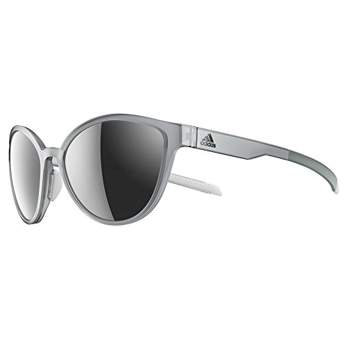 adidas Tempest Sunglasses 2018 Crystal Gray Chrome Mirror