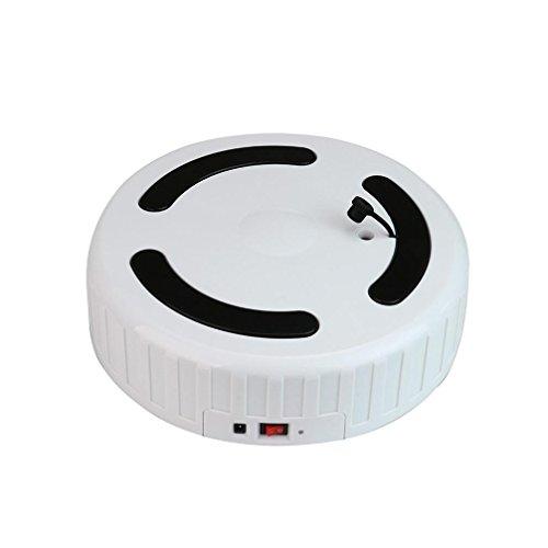 Wholesale Fiaya USB Rechargeable Intelligent Robotic Vacuum Cleaner Automatic Mini Sweeping Machine Smart Floor Sweeping Machine free shipping