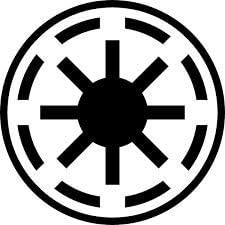 Star Wars Clone Wars Pilot Republic Chest Decals