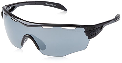 5b2a5259dc3 Alpina Tri Scray Shield Sunglasses Black Frame  Black  for sale Delivered  anywhere in USA