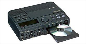 (Marantz CDR300 Portable CD Recorder)