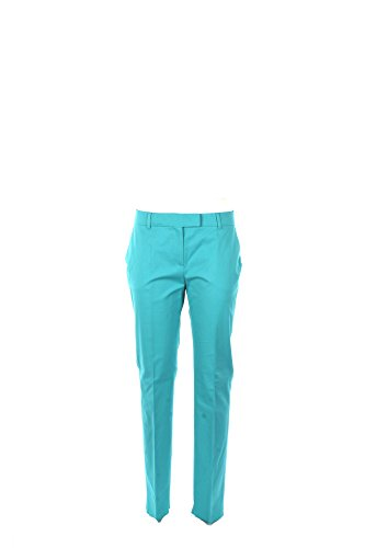Pantalone Donna Maxmara 42 Celeste London Primavera Estate 2017