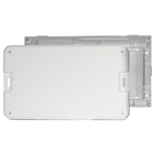 PC Hardware : ON-Q Enclosures - Mdu 8-Inch Mdu Enclosure & Cover (EN0800)