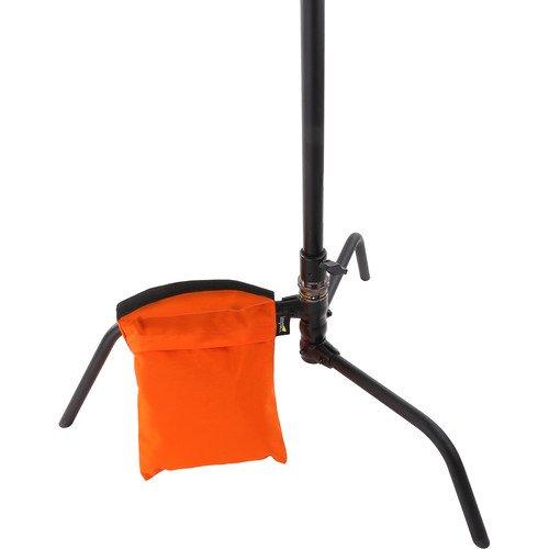 Impact Empty Saddle Sandbag - 35 lb (Orange Cordura)(3 Pack) by Impact (Image #2)