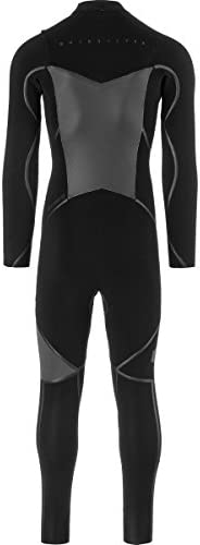 Quiksilver 3 2mm Syncro Plus Chest Zip Men s Wetsuits