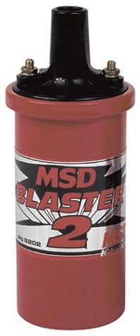Ignition Grand Prix 1971 - MSD 8202 Blaster 2 Hi-Performance Coil