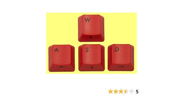 Filco - Teclas de repuesto (letras W, A, S, D) para teclado ...