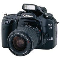Canon EOS 30 Incluye cámara réflex Canon-Objetivo 28-90mm ...