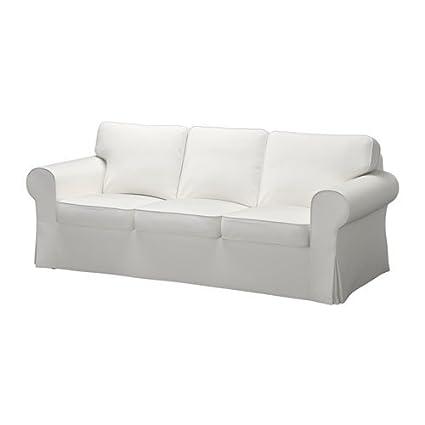 Amazon.com: Ikea Sofa cover, Vittaryd white 2028.8523.266 ...