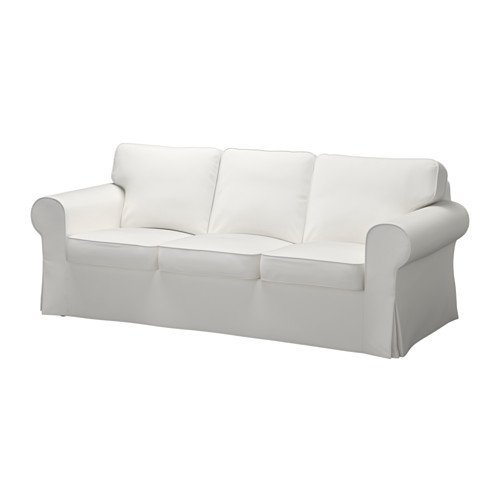 Ikea Sofa cover, Vittaryd white 2028.8523.266