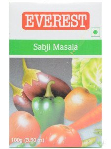 Everest Sabji Masala 100G(pack of 2)
