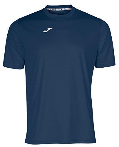 Joma 100052 - Camiseta de equipación de manga corta para hombre Azul marino