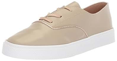 KAANAS Womens Varadero Lace-up Fashion Sneaker Off-White Size: 6 US / 6 AU