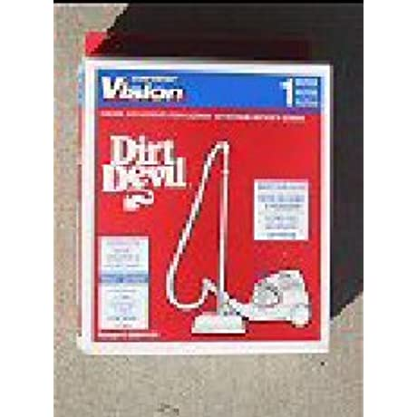Dirt Devil HEPA Filters Vision Canister 3 260441 001 Genuine