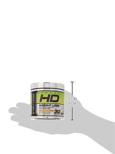 Cellucor Super HD Dietary Supplement, Peach Mango, 180 Gram