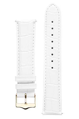signature-tropico-in-white-21-mm-watch-band-replacement-watch-strap-genuine-leather-gold-buckle
