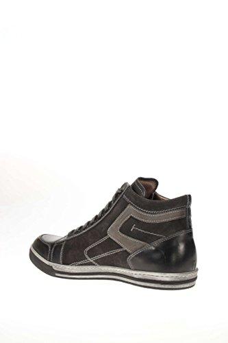 101 High Nero nbsp;Sneaker Hohe Sneaker Herren Anthrazit a604380u Giardini wT0qx0AfX