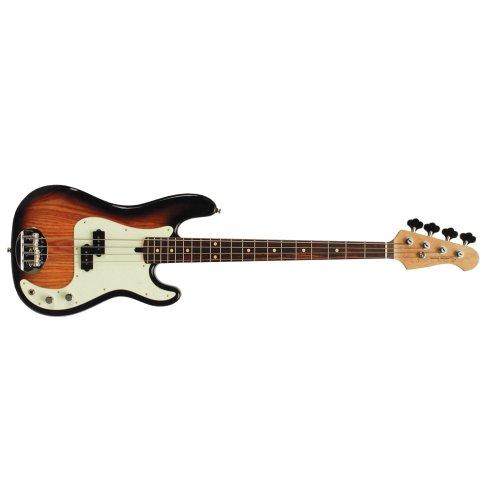 String Bass 3 Tone Sunburst - 5