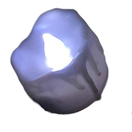 Fornateu Vela Tear 12pcs LED electrónico realistas ...