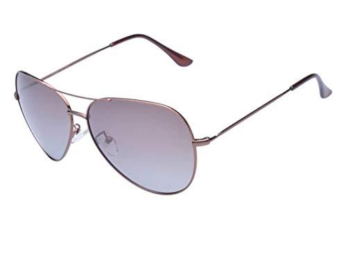 las Light protectoras Guay Brown la para de sol aire de diseño Gafas sol de Huyizhi libre para conducción moda la polarizadas gafas UV400 al del viajar de ligero d8qIFww