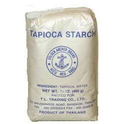 Amazon.com : Thai Tapioca Starch/Flour - 14 oz : Baking