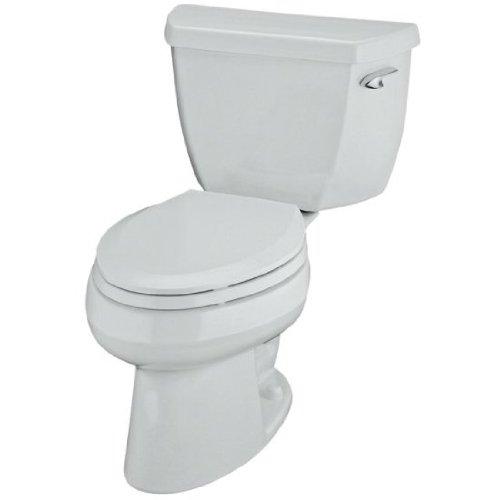Kohler K3505-RA-0 Toilet - Two-piece (Best Kohler Toilet Reviews)