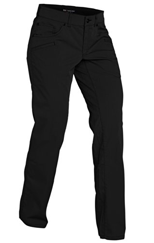 5.11 Tactical Women's Cirrus Pant, Size 8 Black by 5.11