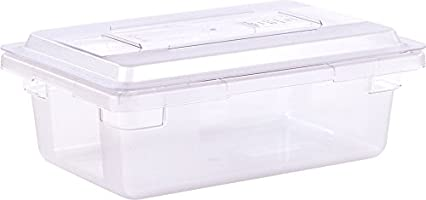 Carlisle 1061107 StorPlus Stackable Food Storage Container