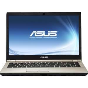 Asus U46SM-DS51 14.1 inch LED Notebook-Intel Core i5 i5-2450M 2.50 GHz-1366 x 768 WXGA Display-8 GB RAM-750 GB HDD-DVD-Writer-NVIDIA GeForce GT 630M Graphics Card-Bluetooth-Webcam-Genuine Windows 7 Home Premium-10 Hour Battery-HDMI-by ASUS COMPUTER INTERNATIONAL